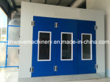 Auto courant descendant cabine de pulvérisation, cabine de peinture, salle de peinture