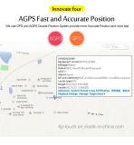 15days Reserve3g WCDMA imprägniern GPS-Fahrzeug-Verfolger T207
