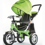 Un triciclo dei 2016 capretti del nuovo modello/camminatore del bambino