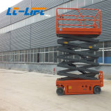 Het hydraulische Type van Lift en de Gemotoriseerde Machines van het Ontwerp van de Schaar