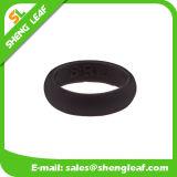 Anillo de dedo promocional del caucho de silicón de los items (SLF-SR005)
