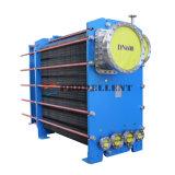 Concentrador de jugo de la placa del evaporador Mvr Intercambiador de calor