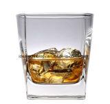 Unique en verre de Cognac Vodka Whisky carrés tasse tasse en verre