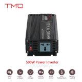Soalr 에너지 시스템 순수한 사인 파동 변환장치 500W DC 12V 24V에 AC 110V 220V