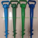 Джин Soportes зонтика ABS высокого качества пластичный для парасоля Sun зонтика пляжа напольного (UB-002P)