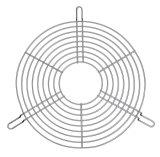 La malla de alambre protector del ventilador de aire acondicionado Ventilador de la parrilla de metal de la Guardia protector del ventilador