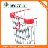최고 가격 식료품류 슈퍼마켓 손수레 트롤리 (JS-TEU07)