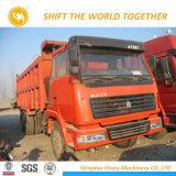 Sinotruk HOWO 팁 주는 사람 6 x 4 무거운 쓰레기꾼 트럭 290HP