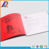 Livre Softcover de papier personnalisé par usine avec le grippement parfait