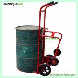 Aceite de acero CARRO carro de tambor de aceite de camión de mudanza