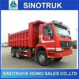 10 Wheeler 371HP HOWO Caminhão de mineração para venda