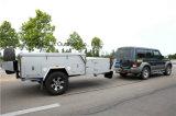 Fácil Tomar Trailer Tenda Camping Tenda Piscina tenda para a frente da tenda de Reboque de dobragem