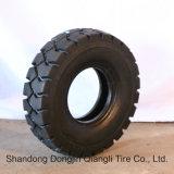 Pneumatico solido della gomma del carrello elevatore superiore all'ingrosso della fabbrica in Cina 900-20
