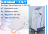 BSSwt6000 EswtのPlantar Fasciitisのための空気の衝撃波療法機械