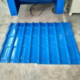 Машина деформирования в холодном состоянии двойного слоя плитки стены & крыши высокого качества