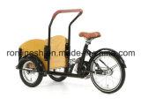 Mini triciclo para niños/Niños Bicicletas de Carga/carga de niño/Bicicletas tres ruedas de bicicleta de carga para los niños/niños de 3 ruedas Trike CE
