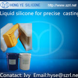 Het Vloeibare Rubber van uitstekende kwaliteit van het Silicone voor Nauwkeurig Afgietsel