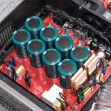 Reizシリーズ専門のアンプ、デジタル電力増幅器