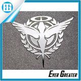 Custom Design Medal Game Decal Nickel Phone Sticker