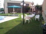het Gras van de Tuin van 35mm, Synthetisch Gras voor de Decoratie van het Huis (L35)