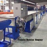 Высокая скорость строительства провод кабеля питания станочная линия экструдера