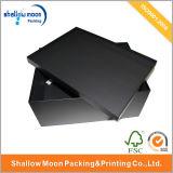 Изготовленный на заказ роскошная коробка упаковки ткани (QYZ025)