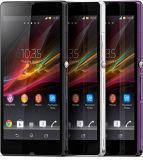 Vorlage entsperrte für Telefon Sony-Xperie Z G/M