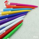 علامة تجاريّة طبعة بلاستيكيّة [بلّبوينت بن] رخيصة [كليك] بلاستيك قلم