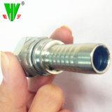 판매 미터 Jic Bsp를 위한 수압선 연결관 이음쇠는 유압 호스 끝을 스레드한다