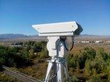 Camera van het Toezicht van de Thermografie PTZ van de Visie van de Nacht van de lange Waaier de Thermische Infrarode