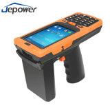 De handbediende EindScanner NFC Bluetooth PDA van de Streepjescode van WiFi Andriod 2D