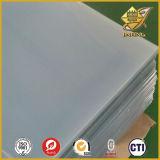 Strato trasparente/nero/bianco del PVC per la pubblicità della scheda
