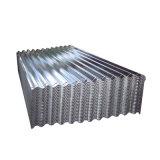Los materiales de construcción Teja de acero galvanizado corrugado