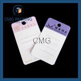 Clip de cabello y accesorios de cabello tarjeta de pantalla (CMG-065)