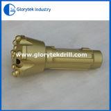 DTHのハンマーのための低い空気圧DTHボタンビット