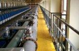 Korrosionsbeständigkeit-FRP geformte Vergitterung für Metallweiterverarbeitende Industrie