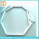 Protuberancia de aluminio/perfil de aluminio con el tratamiento superficial de la excelencia