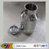 Bidoni di latte dell'acciaio inossidabile