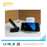 Il basamento di carico senza fili dell'ultima parentesi per Samsung S6 LG e iPhone 8