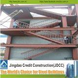専門およびベストセラーのプレハブの鉄骨構造の倉庫