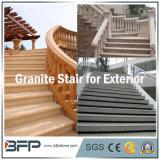 Китайский строительный материал гранитные лестницы для наружной