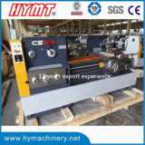 Máquina de giro da máquina/metal do torno do corte do metal da Abertura-Cama da elevada precisão CS6150X1500