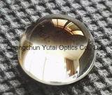 Lente de la bola del vidrio óptico de la oferta de la fábrica media, media bola
