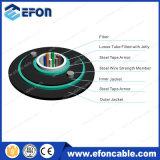 2/4/6/8/12/14/24 Conducto de núcleo Directo Enterramiento Cable de fibra óptica