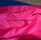 Tela de nylon impermeable de tafetán para la ropa / tienda / chaqueta