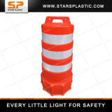 Traffic Road Safety Reflective Water Filled Crash Barrels
