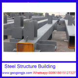 カスタマイズされた環境の鉄骨構造の建築材料スペースフレームワーク