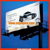 Реклама на щитах Flex Огнестойкий плакатный ПВХ баннер (SF1010)