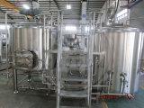 cerveja 400L que faz a máquina