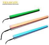 luz linear da arruela da parede do diodo emissor de luz da cor 18W cheia